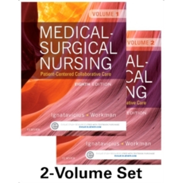 Medical-Surgical Nursing : Patient-Centered Collaborative Care, 2-Volume Set