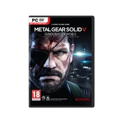 Metal Gear Solid Ground Zeroes Game PC