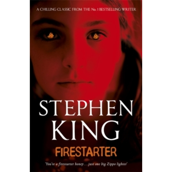 Firestarter by Stephen King (Paperback, 2011)