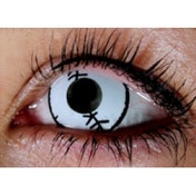Stitched Mummy 3 Month Halloween Coloured Contact Lenses (MesmerEyez XtremeEyez)
