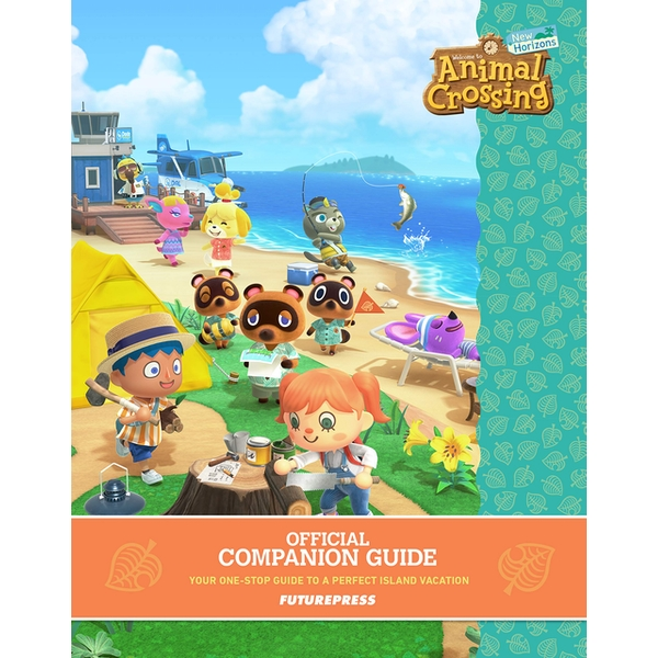 Animal Crossing: New Horizons - Official Companion Guide Paperback - 3 Apr 2020