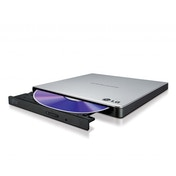 LG GP57ES Ultra Portable Slim DVD-RW Silver