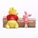 Pooh And Piglet On A Log (Winnie The Pooh) Disney Traditions Figurine - Image 2