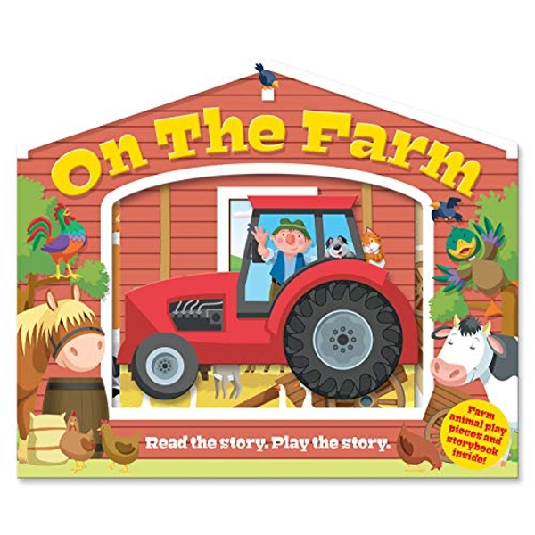 On the Farm  Novelty book 2016