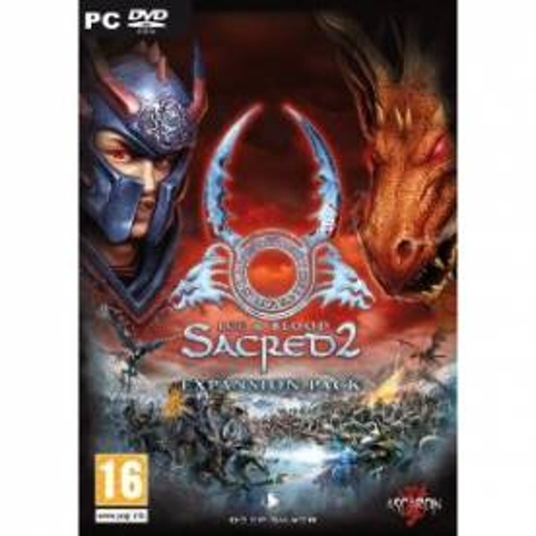 Sacred 2 Ice & Blood Expansion Pack Game PC