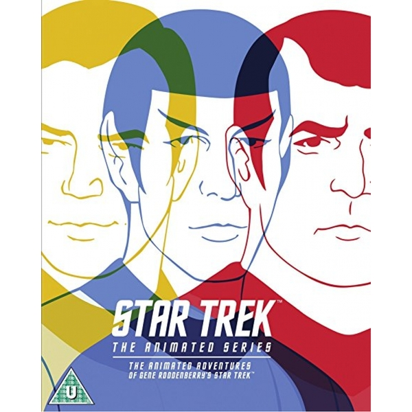 Star Trek: The Animated Series Blu-ray