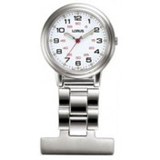 Nurses Fob Watch (White)