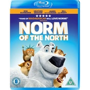 Norm Of The North Blu-ray
