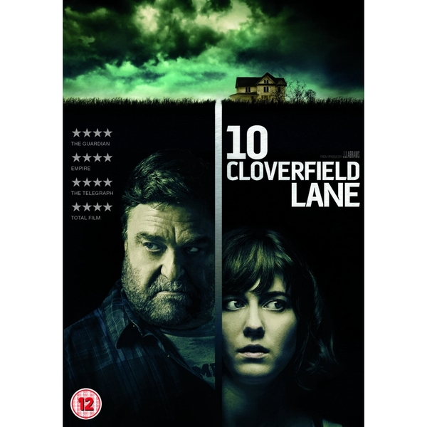 10 Cloverfield Lane [DVD]