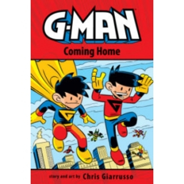 G-Man Volume 3: Coming Home TP