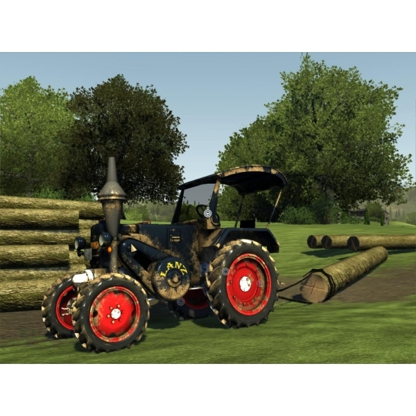 Agricultural Simulator Historical Farming Game PC - Image 2