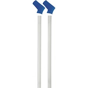 Camelbak eddy Bite Valves & Straws, Blue - 2 Pack