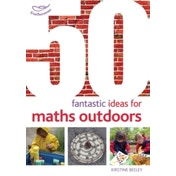 50 Fantastic Ideas for Maths Outdoors by Kirstine Beeley (Paperback, 2013)