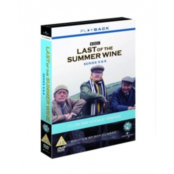 Last Of The Summer Wine: Series 5 & 6 DVD