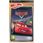 Cars (Essentials) Game PSP