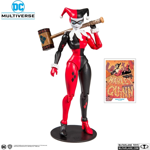 Harley Quinn DC Multiverse McFarlane Toys Action Figure