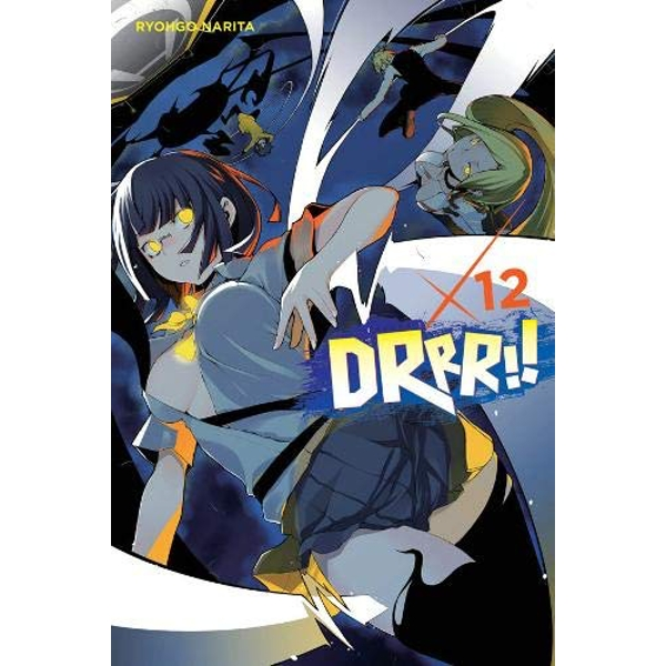 Durarara!!, Vol. 12 (light novel) (Durarara!! (Novel))