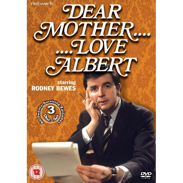Dear Mother, Love Albert DVD