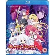Blade Dance Of The Elementalers Complete Season 1 Collection Blu-ray