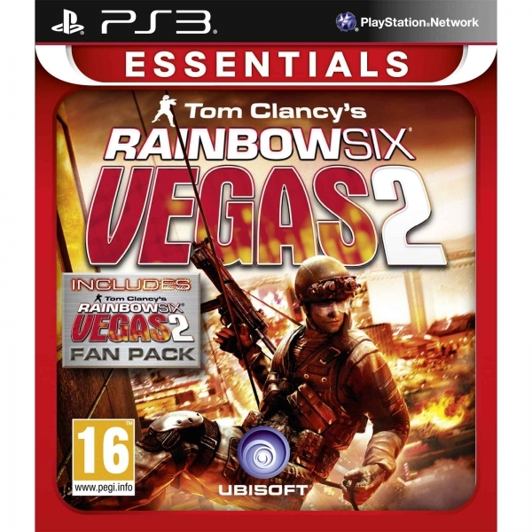 Image of Rainbow Six Vegas 2 Complete Edition [PS3]