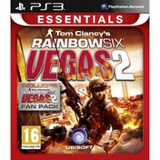 Tom Clancys Rainbow Six Vegas 2 Complete Edition Game (Essentials) PS3