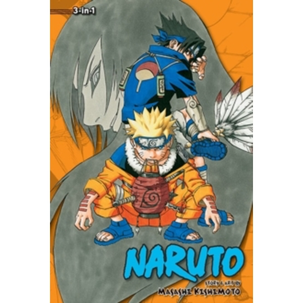 Naruto (3-in-1 Edition), Vol. 3 : Includes vols. 7, 8 & 9 : 3