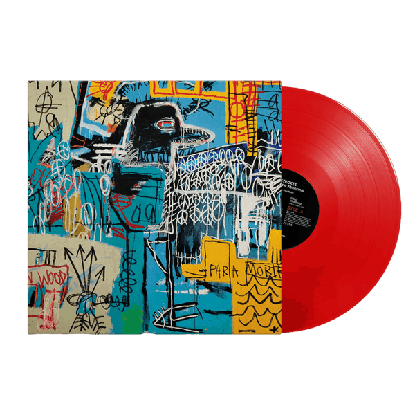 The Strokes - The New Abnormal Red Vinyl