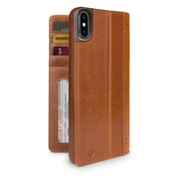 Twelve South Journal for iPhone XS Max Congac