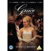 Grace Of Monaco DVD