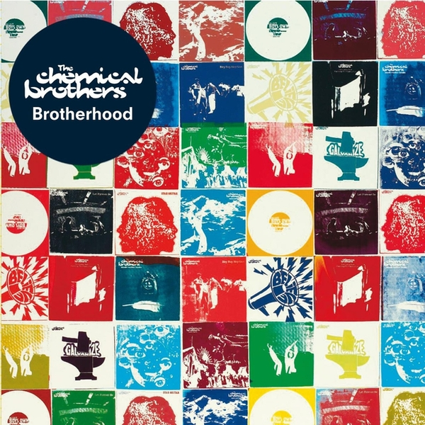 The Chemical Brothers ‎– Brotherhood Vinyl