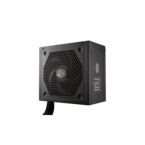 Cooler Master MasterWatt 750 750W ATX Black power supply unit UK Plug