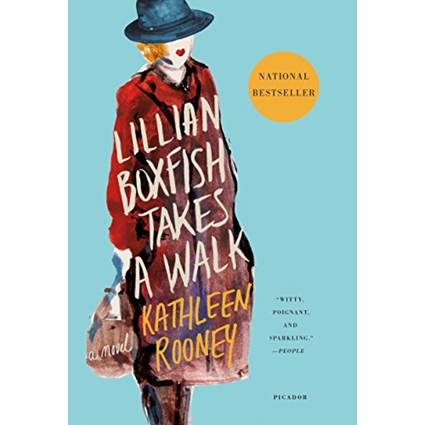 Lillian Boxfish Takes a Walk A Novel Paperback 2018