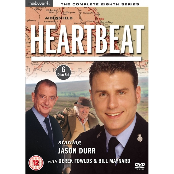 Heartbeat The Complete Eighth Series DVD