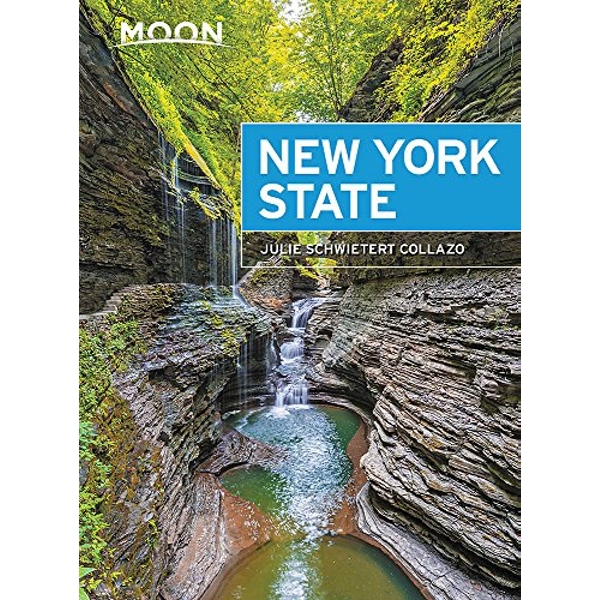 Moon New York State, 7th Edition by Julie Schwietert Collazo (Paperback, 2017)