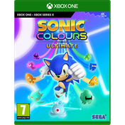 Sonic Colours Ultimate Xbox One | Series X Game