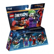 Joker & Harley (DC Comics) Lego Dimensions Team Pack