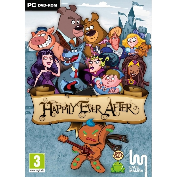 Happily Ever After Game PC
