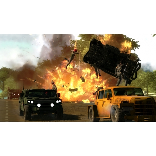 Just Cause 2 Game (Classics) Xbox 360 - Image 4