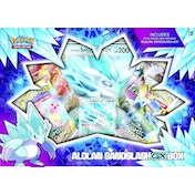 Pokemon TCG: Alolan Sandslash-GX Collection Box