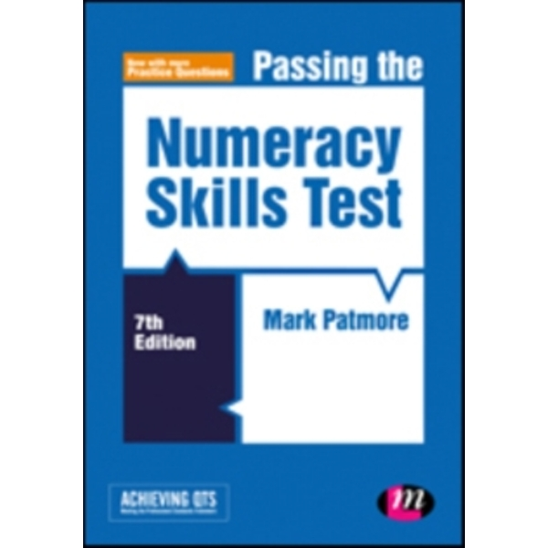 Passing the Numeracy Skills Test