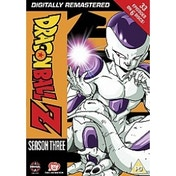 Dragon Ball Z Complete Series 3 DVD