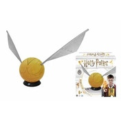 Harry Potter Snitch 3 Inch Spherical Jigsaw Puzzle - 4D Cityscape