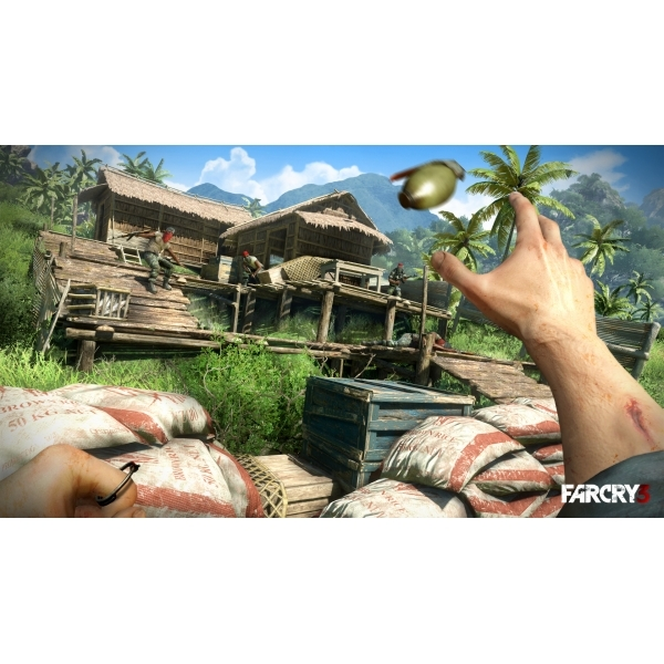 Far Cry 3 Game PS3 - Image 6