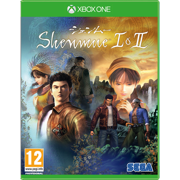 Shenmue I & II 	Xbox One Game - Image 1