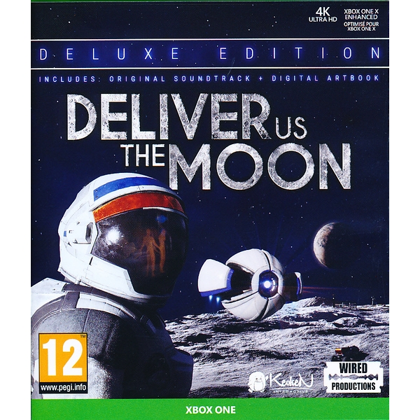 Deliver us the Moon Deluxe Edition Xbox One Game