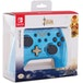 Chrome Blue Zelda PowerA Wired Controller for Nintendo Switch [Damaged Packaging] - Image 5