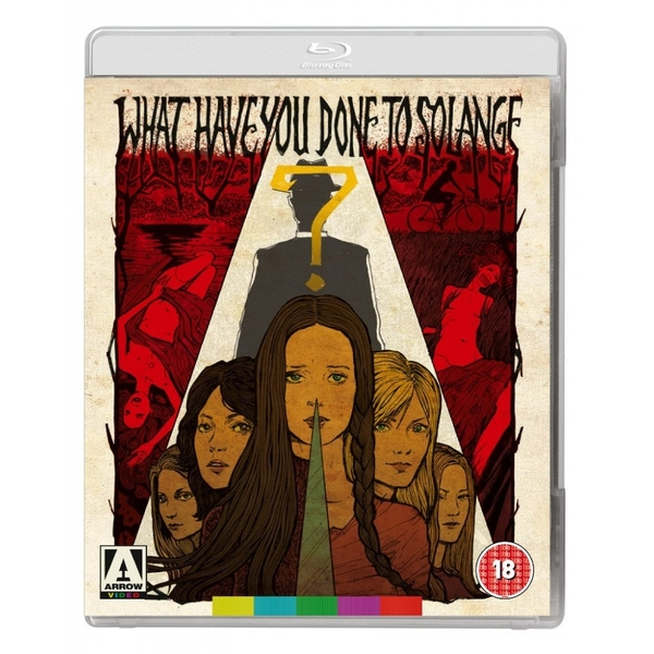 What Have You Done To Solange DVD & Blu-ray