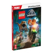 LEGO Jurassic World Prima Official Game Guide