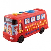 Vtech Red Playtime Bus
