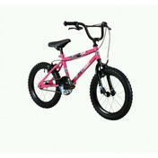 NDCent Flier BMX Girls 16 Inch Bike (Pink and Blue)